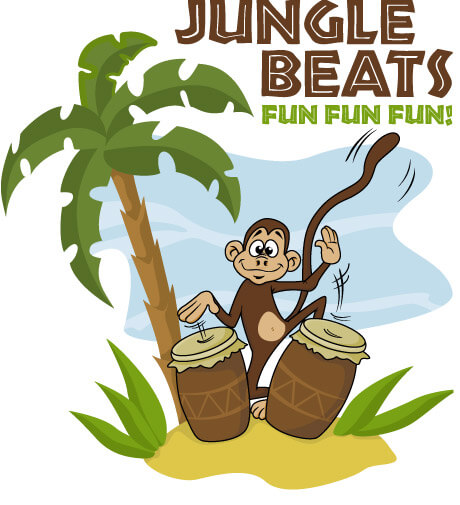 Jungle Beats Party Theme Ideas