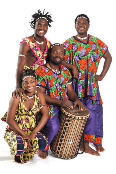 Salaka Drumming