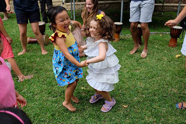 kids party hire