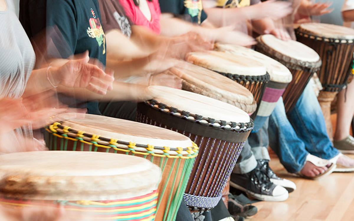 History Of African Drumming